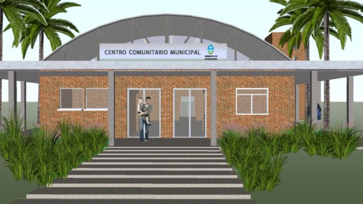 Diego Arévalo anunció la construcción de un albergue para personas en situación de calle