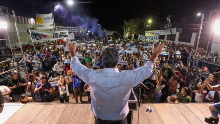 El Frente Chaqueño cerró campaña en Charata y Pinedo
