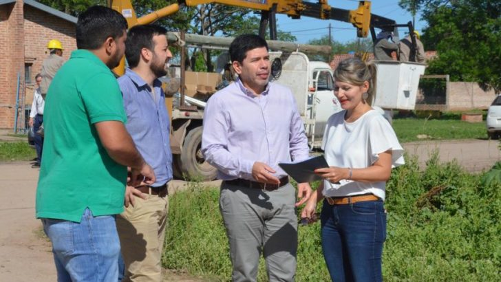 Los candidatos a concejales de Gustavo apuestan a la planificación de servicios