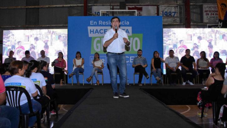 Los candidatos del CER para Todos dialogaron con fundaciones, merenderos, emprendedores y cooperativas