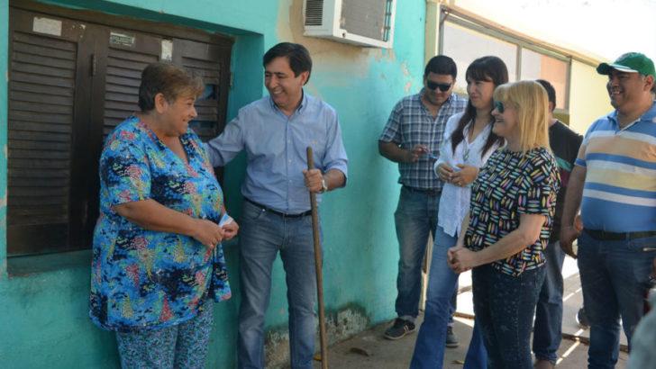 Marita Fonseca: «tengo ganas y voluntad de trabajar por Barranqueras»