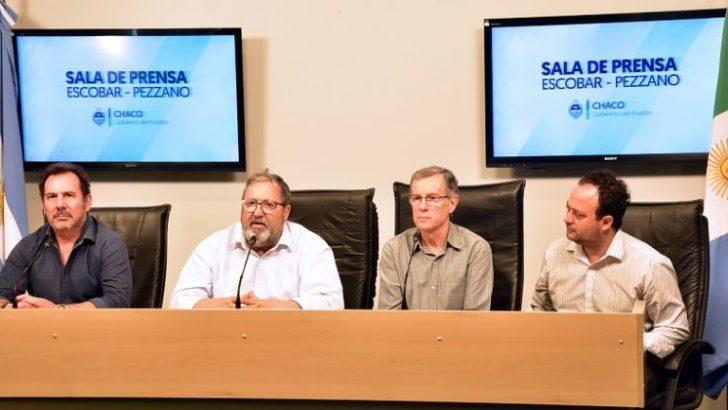 Presentaron el proyecto de provisión de agua potable y corriente para Las Piedritas
