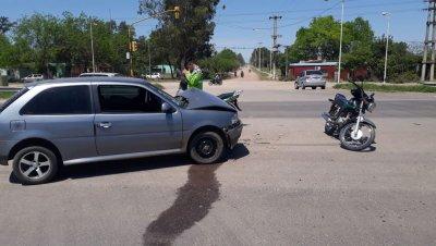Sáenz Peña: una mujer falleció tras un accidente