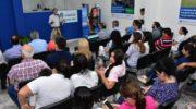 Se inauguró una sede de SUBE estudiantil gratuita en Sáenz Peña