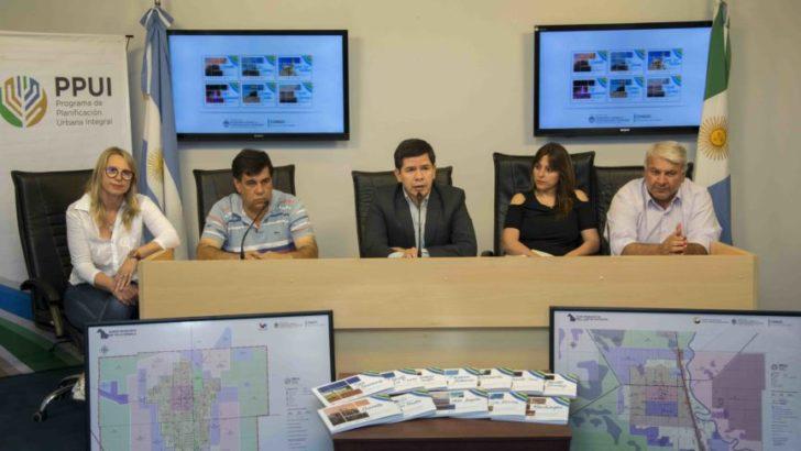 Se presentaron los planes urbanos para el desarrollo integral de 12 localidades