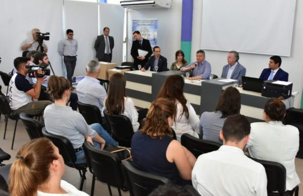 Ultrapetrol propuso una inversión de 40 millones de dólares para el elevador y embarque de granos 1