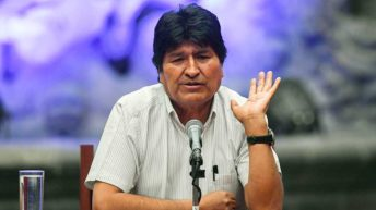 """Bolivia: Evo, dispuesto a declinar su candidatura """"por la democracia"""""""