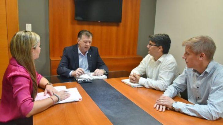 Comenzó el trabajo de transición provincial con los equipos salientes y entrantes
