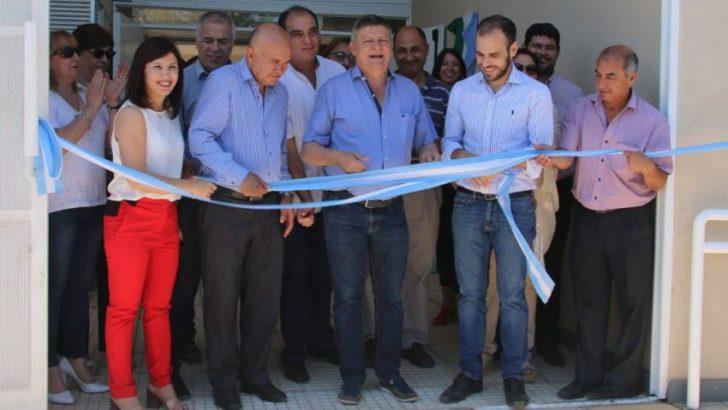 El gobernador inauguró dos jardines de infantes en General San Martín