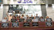 Ctera convocó a un paro nacional docente para este viernes, en repudio a la represión en Chubut