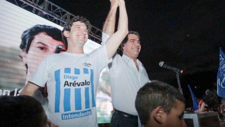 """Diego Arévalo, en el cierre de campaña: """"Queremos una Resistencia para todas y todos"""""""