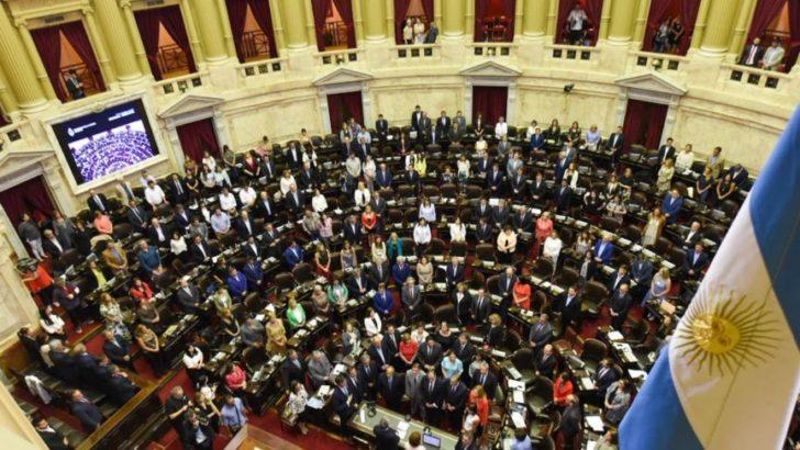 El Congreso proclamó la fórmula Alberto-Cristina