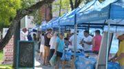 El Mercado en tu Barrio llega este jueves al barrio Los Troncos
