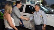 Entregaron vehículos para distintas áreas de Desarrollo Social