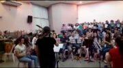 Este miércoles, espectáculo del Ispea Música en la plaza España