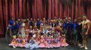 Gala anual del Estudio Ballerina en el Guido Miranda
