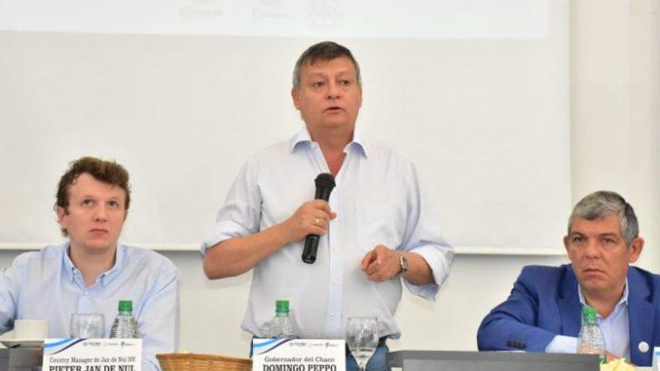 """Hidrovía Paraná Paraguay: Peppo apuntó a lograr competitividad """"con una mirada federal"""""""