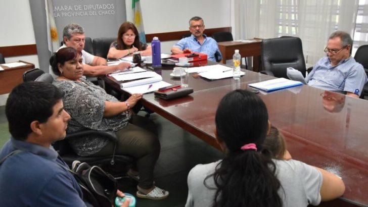 La Comisión de Derechos Humanos brindó audiencias a ciudadanos