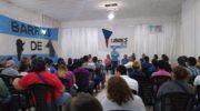Libres del Sur Chaco realizó su plenario provincial