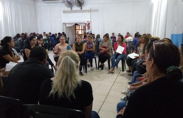 Libres del Sur Chaco realizó su plenario provincial 1