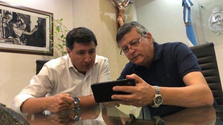 """Peppo sobre Arroyo, posible ministro de Desarrollo Social: """"tiene una clara visión de lo que hay que hacer"""""""