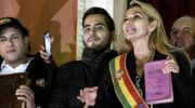 Si esto no es un golpe: las FF. AA., la Policía, Bolsonaro y Trump reconocen a Áñez como presidenta