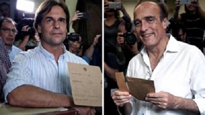 Uruguay: se inició el escrutinio definitivo del balotaje