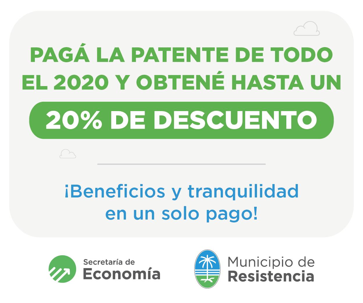 Resistencia - Patente 2020