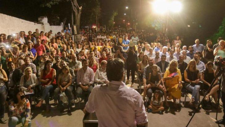 Capitanich anunció las primeras 50 cuadras de pavimento de su tercer mandato