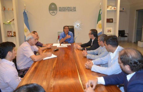 Capitanich y la firma Aspro analizaron la expansión del GNEA