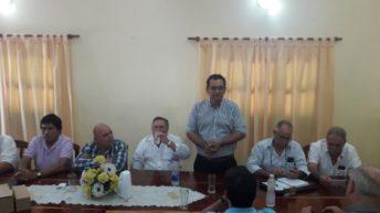 Consorcios Camineros del Chaco: Eladio Gómez fue electo como nuevo presidente