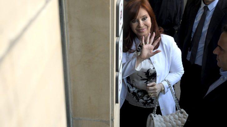 Cristina dijo que la causa por la obra pública fue un «plan ideado» por Macri