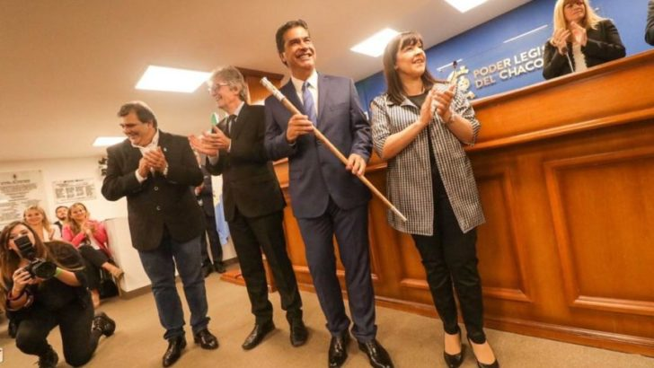 """Capitanich: """"Terminemos con los desencuentros, Chaco necesita una política de consensos y paz social"""""""