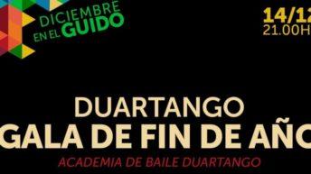 Duartango presenta su Gala de fin de año en el Guido Miranda