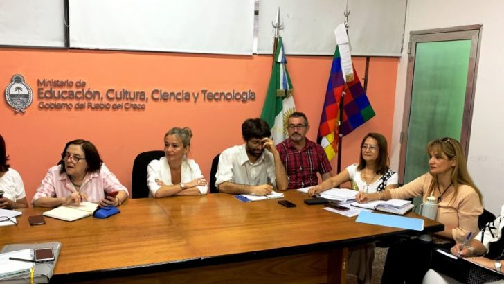 Educación: inclusión y gestión de recursos, los ejes de la reunión de la ministra Torrente con su Gabinete
