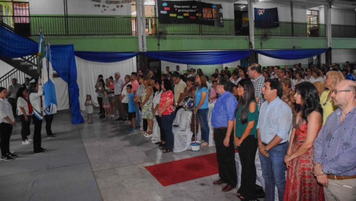 El Centro Mujer Bettina Vásquez concluyó su ciclo lectivo con un acto en la Escuela 880
