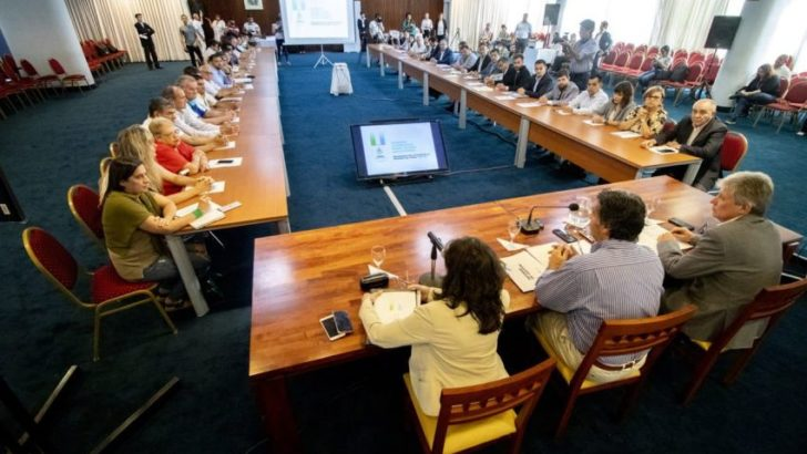 El Gobierno presentó el Plan General de Seguridad Pública 2030