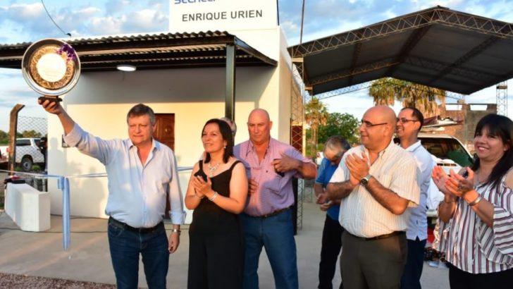 Enrique Urien: el Gobierno inauguró una oficina de Secheep