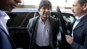 """Evo Morales, celebró el triunfo del MAS y afirmó que se ha """"recuperado la democracia»"""