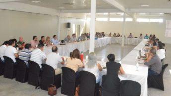 Gustavo y su Gabinete avanzan en el Plan de Desarrollo Integral para Resistencia