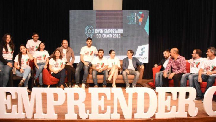 Joven Empresario 2019: Gustavo Martínez participó de la entrega del premio