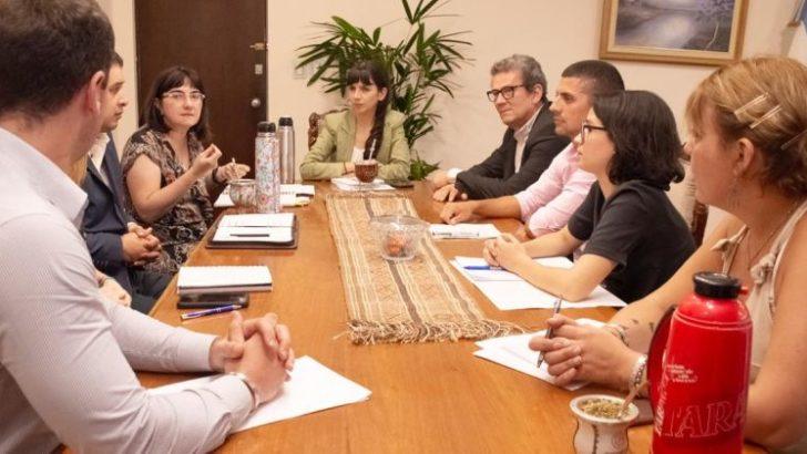 Ley Micaela: Analía Rach Quiroga avanza con universidades para la implementación de la norma