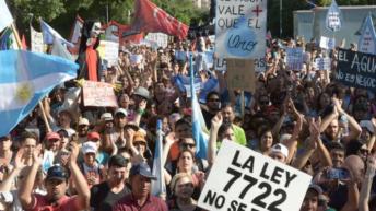 Mendoza: se derogó oficialmente la ley que permitía uso de químicos en la minería