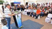 Peppo cierra su gestión con 3500 viviendas entregadas