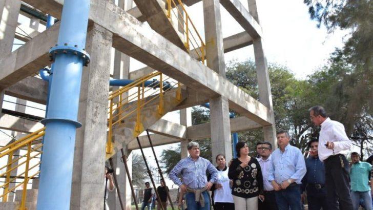 """Peppo: """"dejamos para El Impenetrable obras que garantizan el acceso de agua"""""""