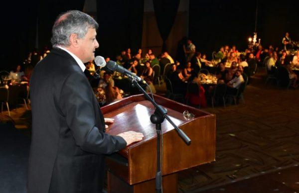 """Peppo: """"en una de las peores crisis de nuestro país, Lotería Chaqueña creció"""" 1"""