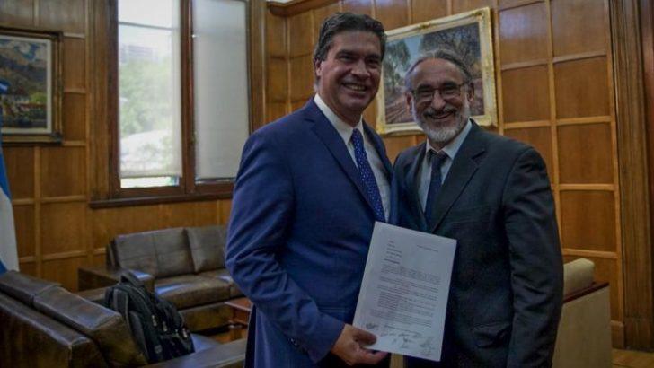 Productores: Capitanich entregó a Basterra las propuestas y demandas del campo chaqueño