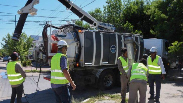 Sobre el cierre de gestión, Sameep recibió camiones desobstructores