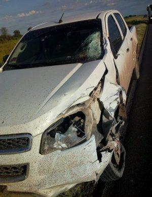 Un joven de 26 años perdió la vida en un accidente en Hermoso Campo 1