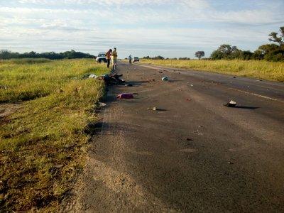 Un joven de 26 años perdió la vida en un accidente en Hermoso Campo